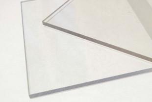 """Монолитный поликарбонат Borrex """"Оптимальный"""" толщина 5 мм, бесцветный"""