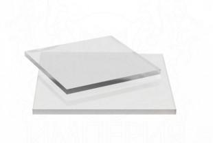 Монолитный поликарбонат Irrox толщина 2 мм, бесцветный