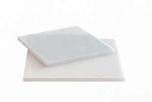 """Монолитный поликарбонат Irrox """"Оптимальный"""" толщина 8 мм, опал"""