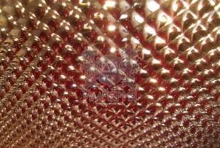 Текстурированный поликарбонат Palsun Prizmatic 3 мм